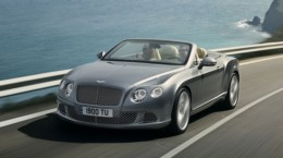 Bentley Continental GTC offre VIP !