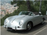 Location de classic car Porsche 356 Speedster