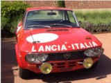 Classic Car rental Lancia Fulvia 1300 HF - luxury city classic vehicle antique vintage hire rent car in Beaulieu sur Mer Cagnes sur Mer Cannes Villefranche sur Mer Monaco