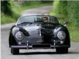 Classic Car rental Porsche Speedster \