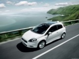 Car rental Fiat Fiat Punto Evo City Car Economic Efficient Cannes Mandelieu Antibes Golfe Juan Car Rental