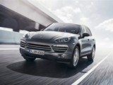Luxury car rental Porsche Cayenne S - luxury sports automatic modern family hire rent interior stylish South of France French Riviera Cannes