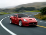 Location de Voiture Ferrari California