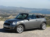 Rent the  Mini Cooper convertible - Automatic Convertible Economic Luxury City French Riviera hire in Antibes Cannes Monaco Juan Les Pins