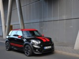 Rent the  Mini Countryman S - Automatic city car vehicle luxury economic efficiency mountain driving terrain trip excursion hire in Antibes Nice Cannes Monaco