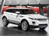 Location de  4x4 Range Rover Evoque