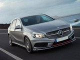 Rent the Mercedes A 180