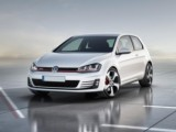 Rent the Volkswagen Golf GTI - city vehicle economic in airport efficiency modern hire rental Antibes Nice Cannes Juan Les Pins Monaco