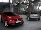 Car rental Nissan Juke - economic 4x4 space luggage family expedition Antibes Cannes Eze Sur Mer Nice Monaco airport train station rental