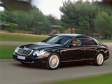 Rent the Maybach 57