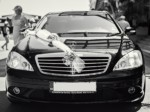 Hire a Mercedes for your wedding