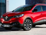 Car hire in Cannes Renault Kadjar