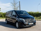 Location voiture Antibes Mercedes V Automatique 9 places