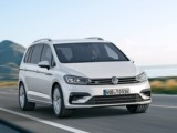 Car hire Monaco Volkswagen Touran 7 seats