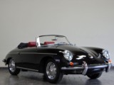 Rent car Nice Porsche 356 black